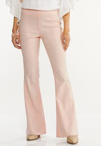 Solid Flare Jeans