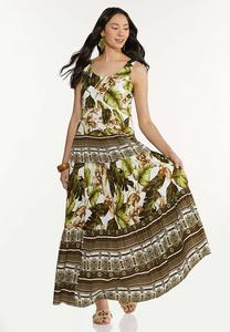 Plus Petite Island Dreams Maxi Dress