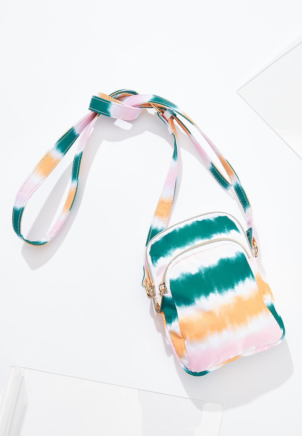 Tie Dye Crossbody