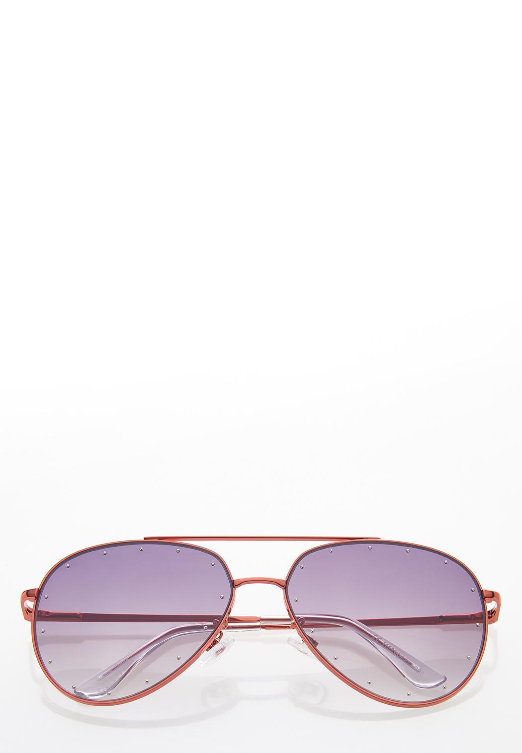 Autumn Aviator Sunglasses