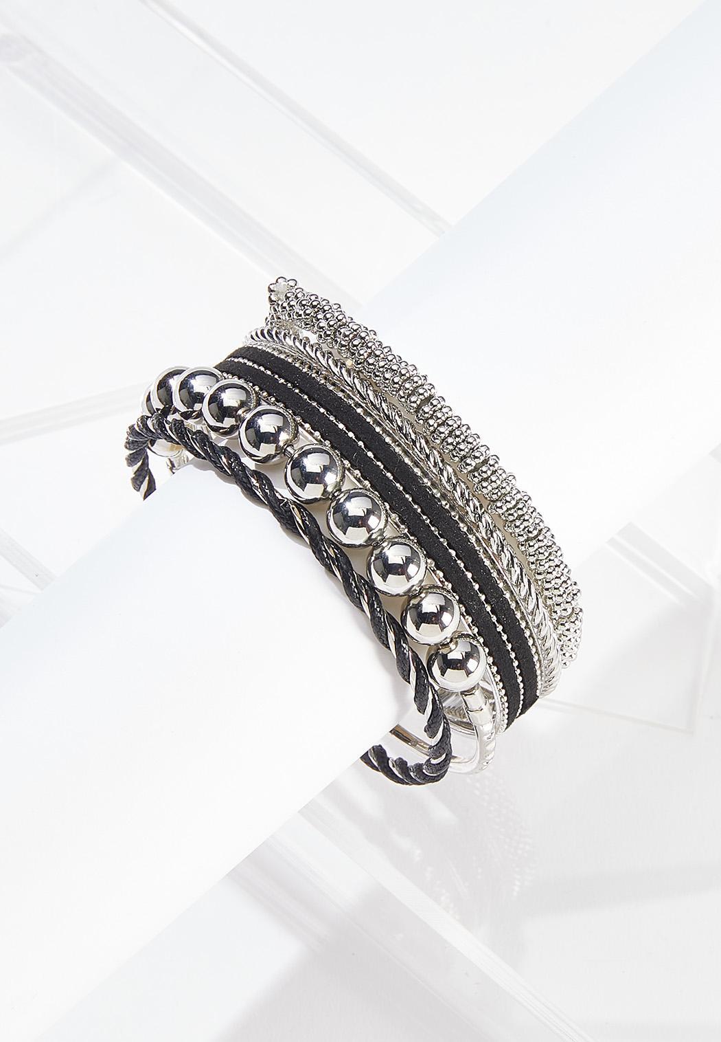 XL Heavy Metal Bracelet Set