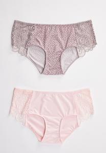 Blossom Blast Panty Set