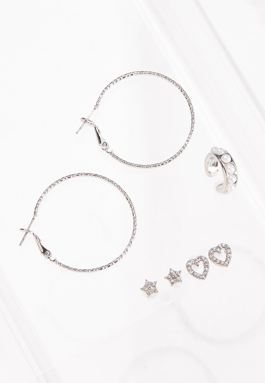 Metal Ear Candy Set