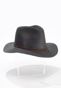 Braided Band Color Panama Hat