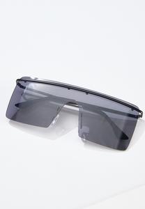 Brow Bar Shield Sunglasses