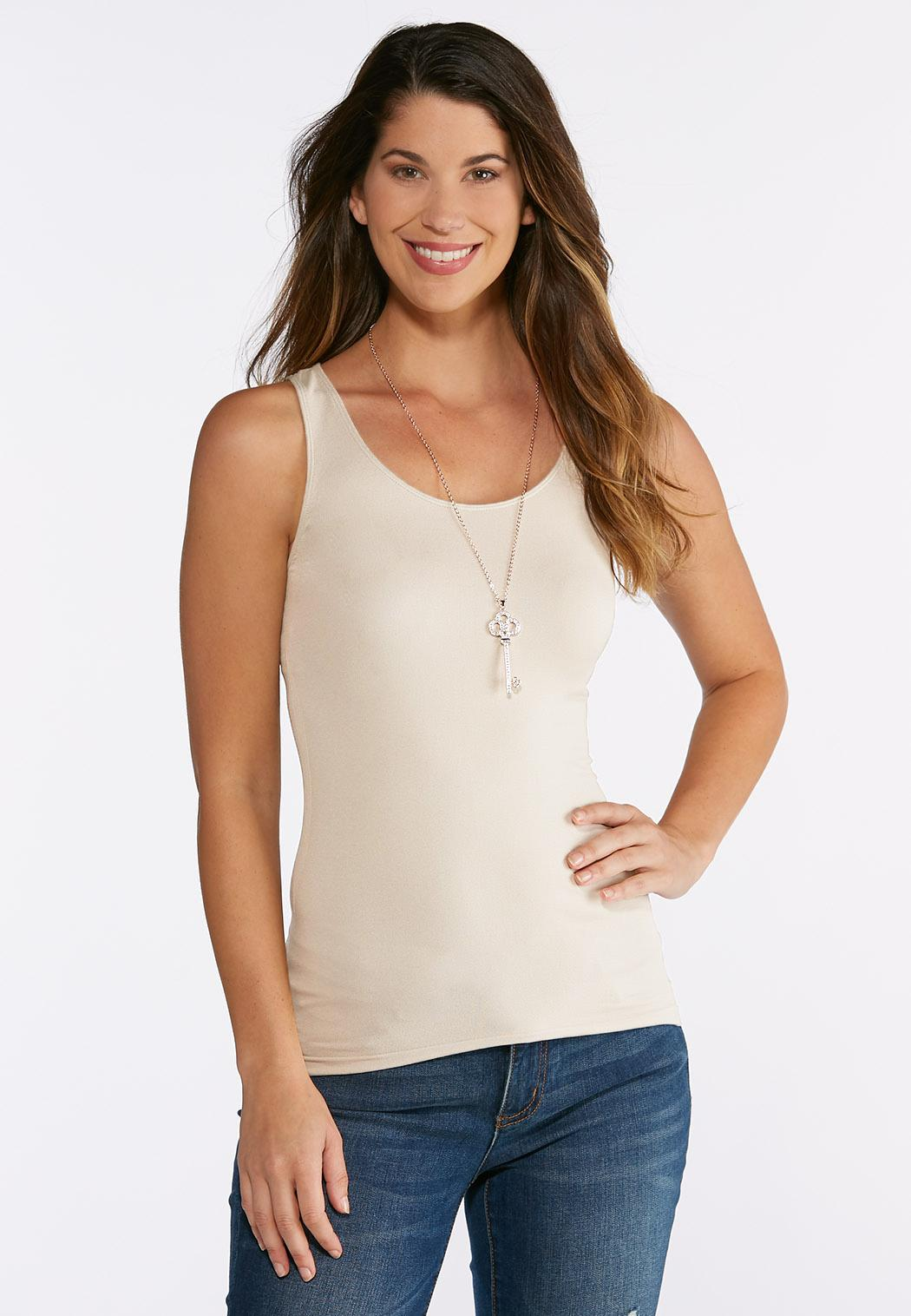 Seamless Solid Tank