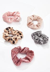 Mixed Multi Pack Scrunchies