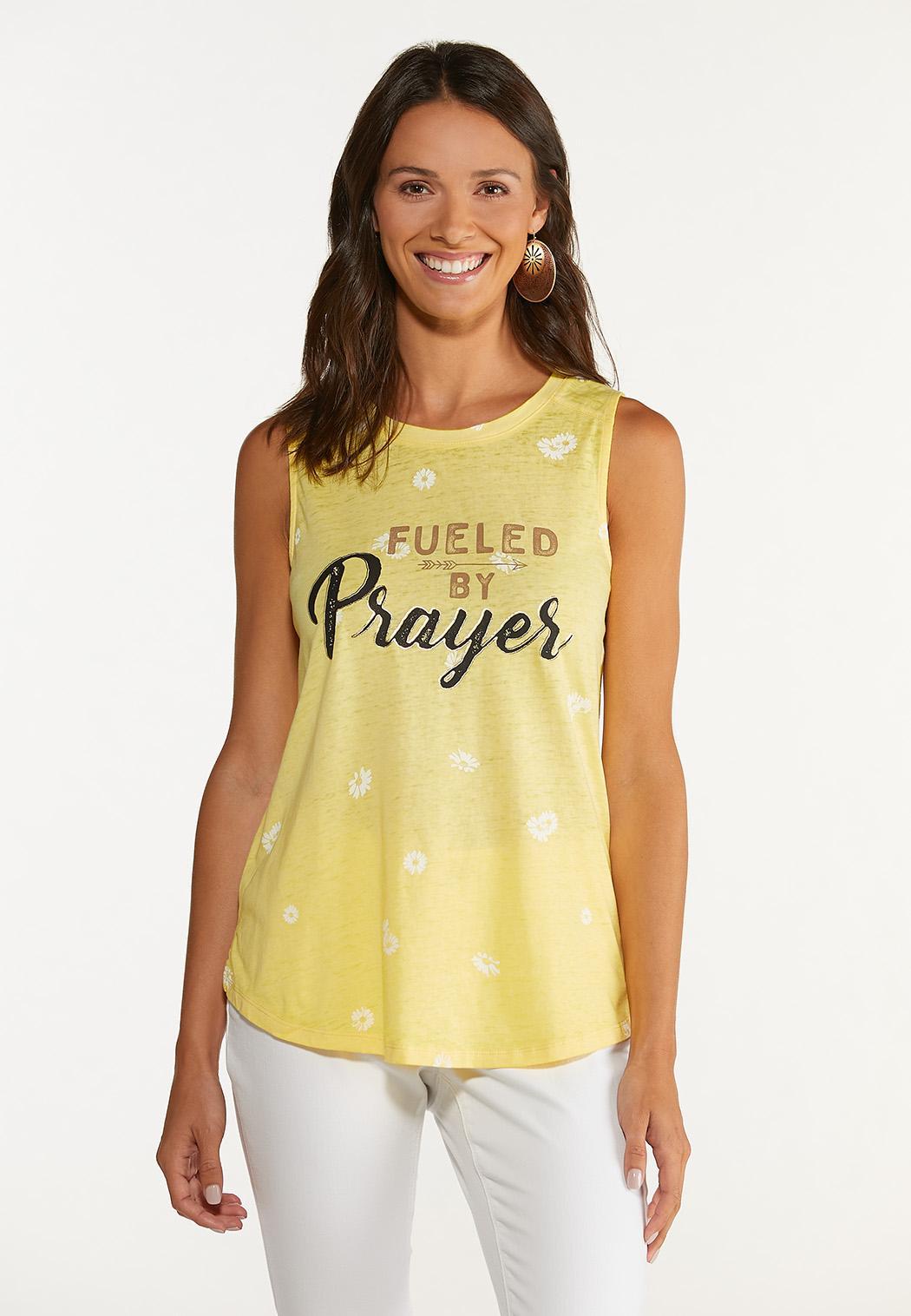 Fueled By Prayer Tank