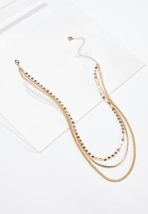 Chain Delicate Layered Necklace