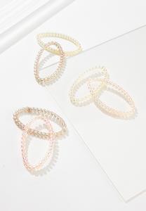 Pastel Ponytail Cord Set