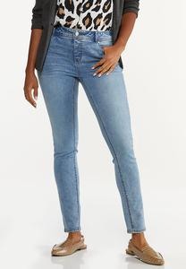 Petite Super Stretch Skinny Jeans