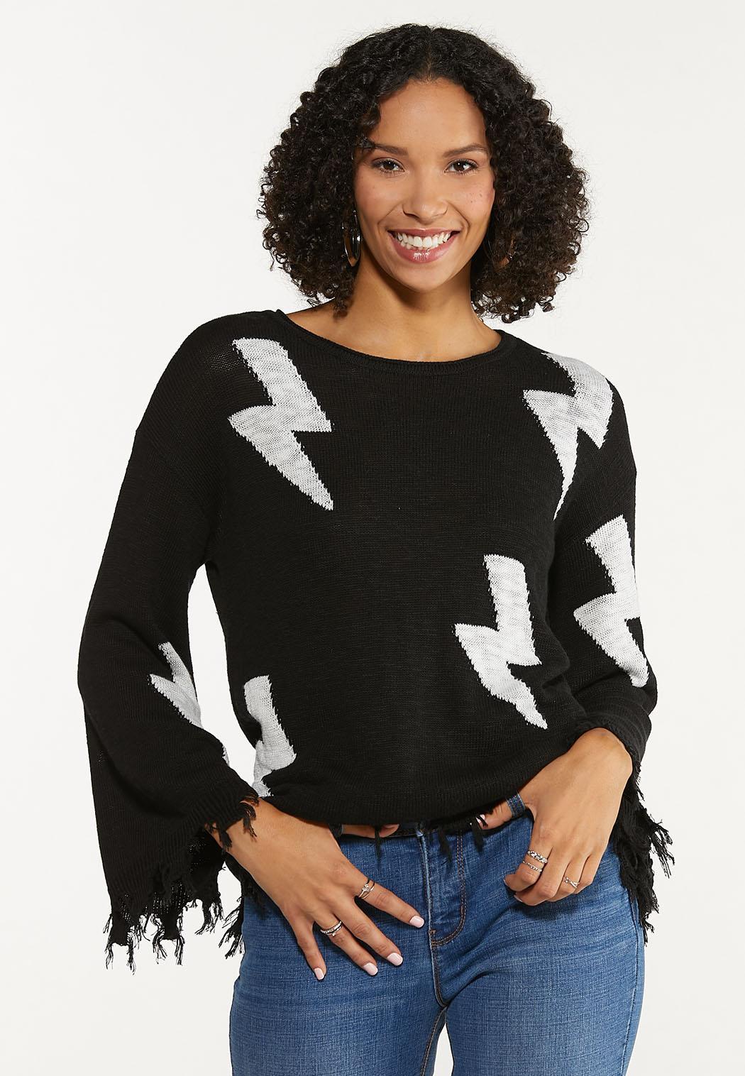 Lightning Bolt Sweater