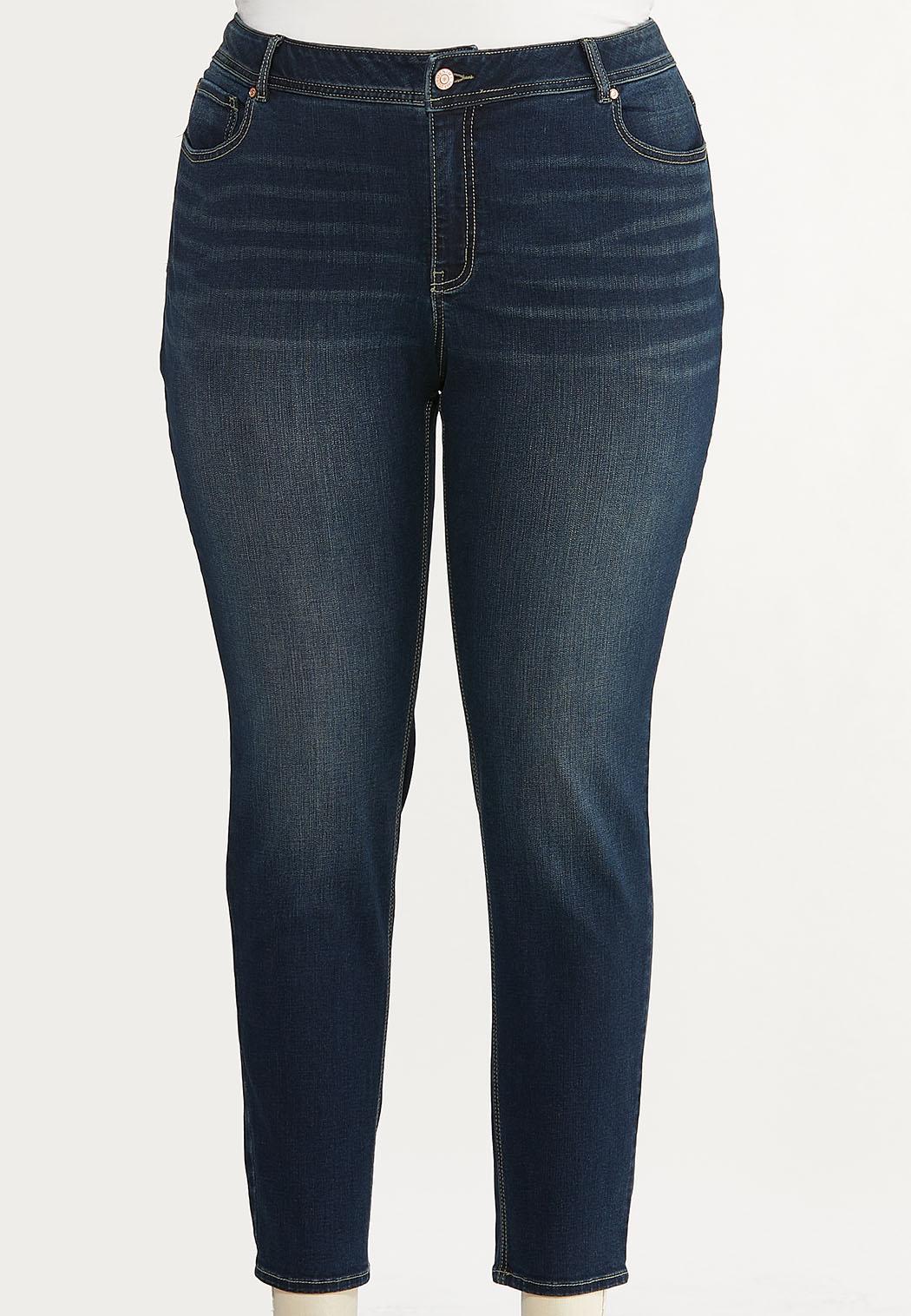 Plus Petite Shape Enhancing Skinny Jeans