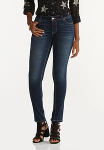 Petite Shape Enhancing Skinny Jeans