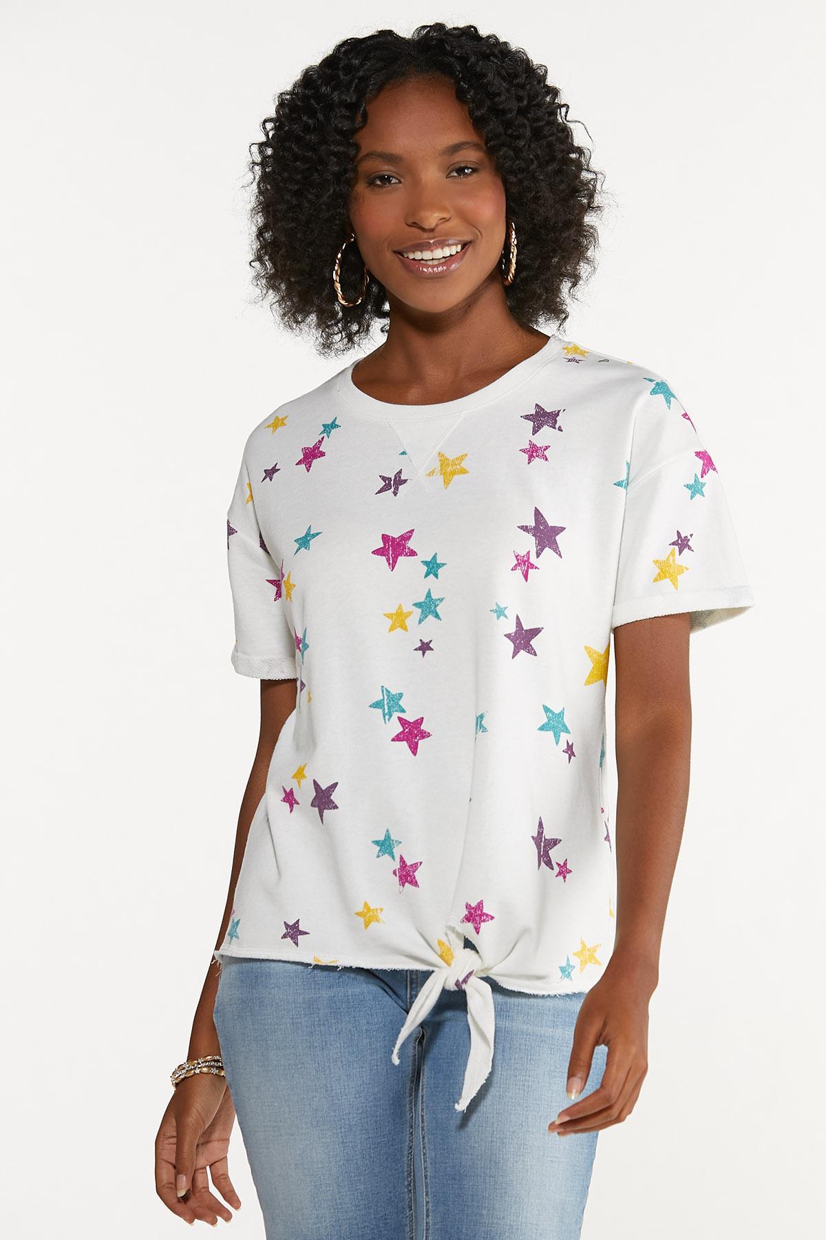 Knotted Star Sweatshirt