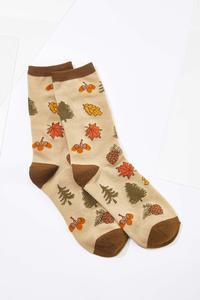 Fall Time Socks
