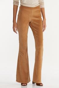 Corduroy Flare Pants