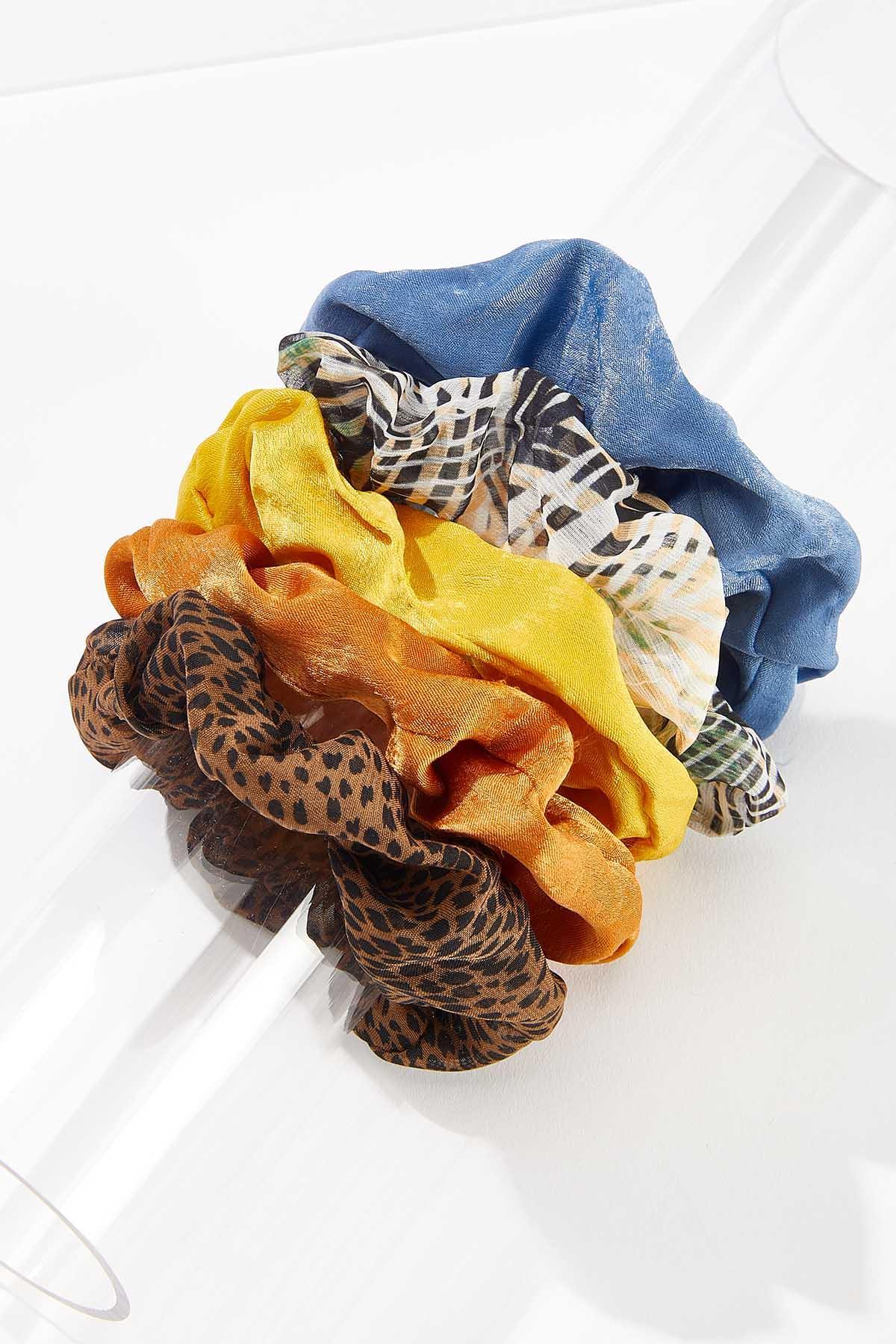 Assorted Scrunchie Set