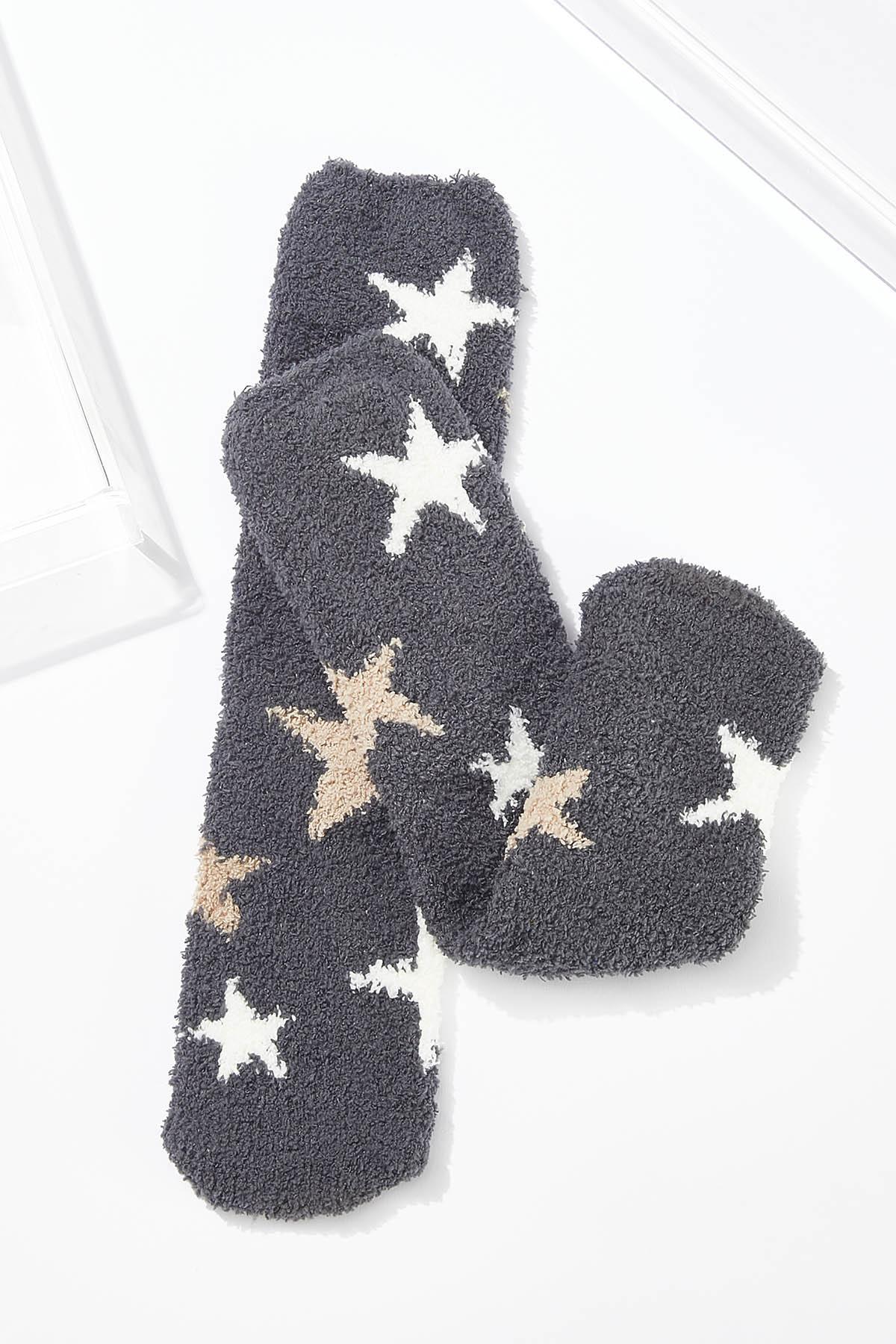 Cozy Star Socks