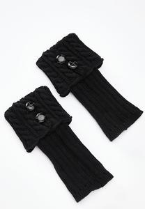 Double Button Boot Cuffs