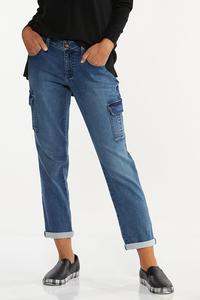 Stretch Utility Jeans