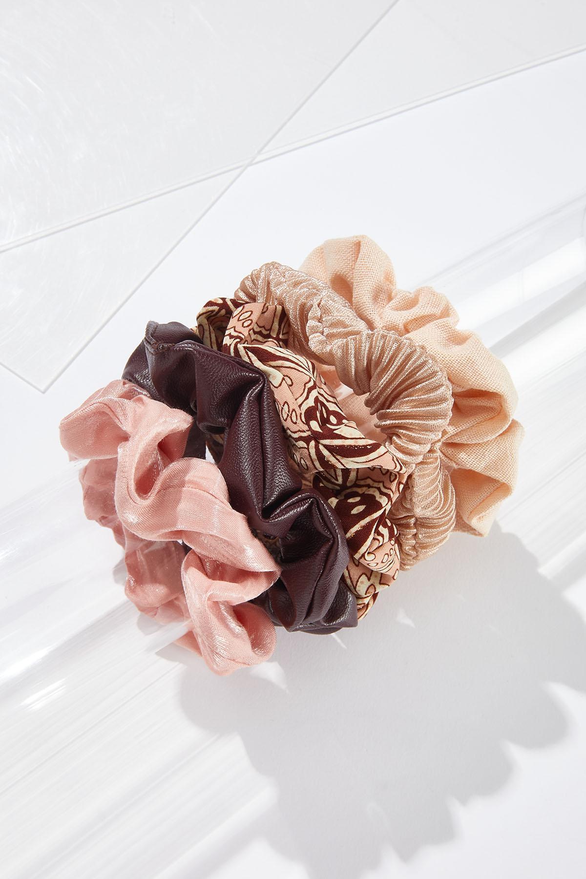 Mixed Scrunchie Set