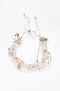Layered Two-Toned Bracelet
