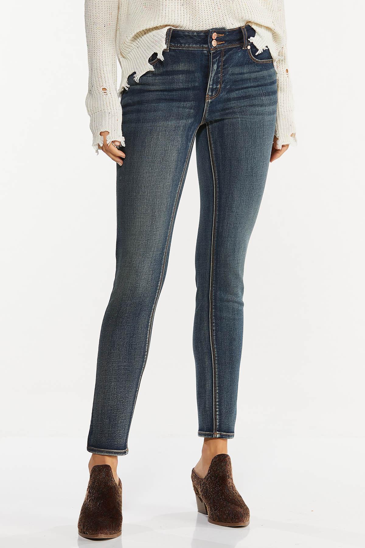 Skinny Shape Enhancing Jeans