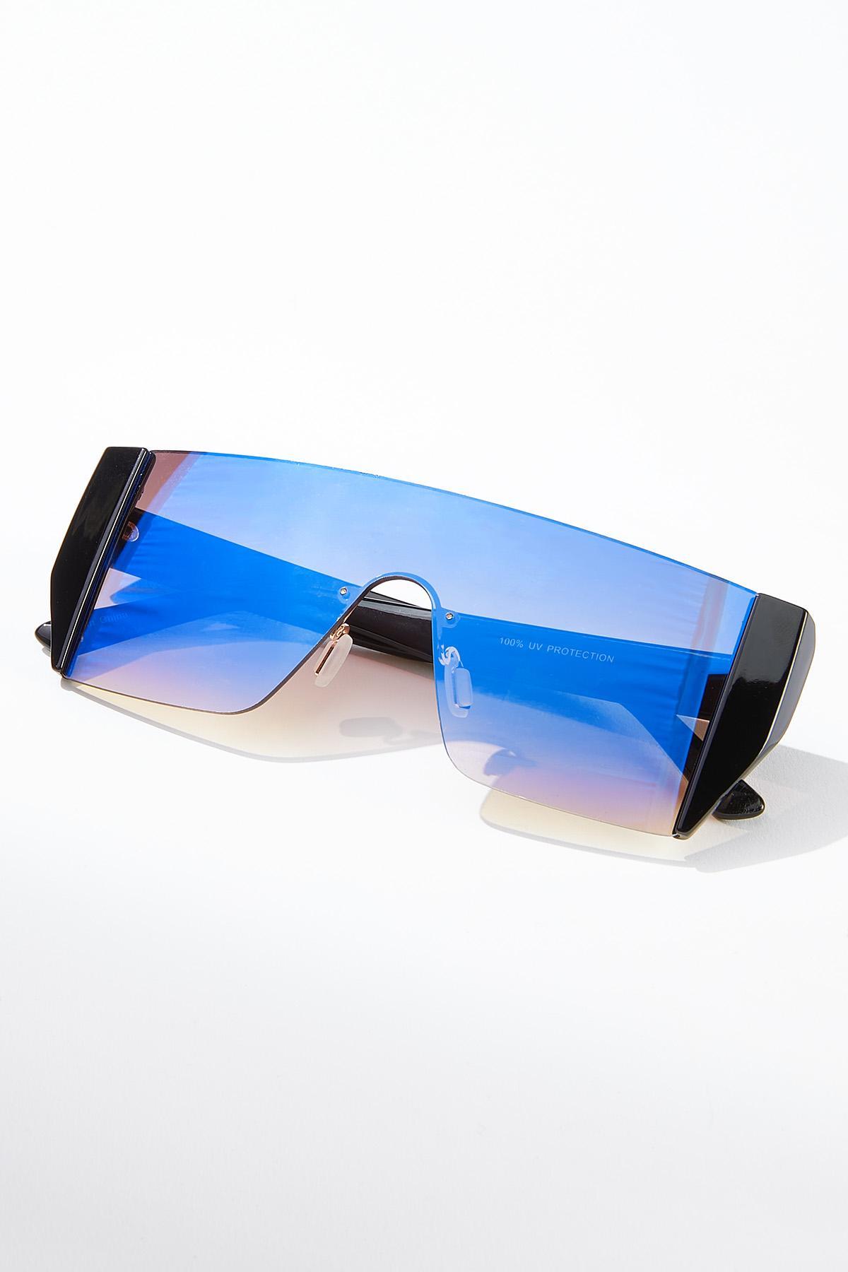 Chic Shield Sunglasses