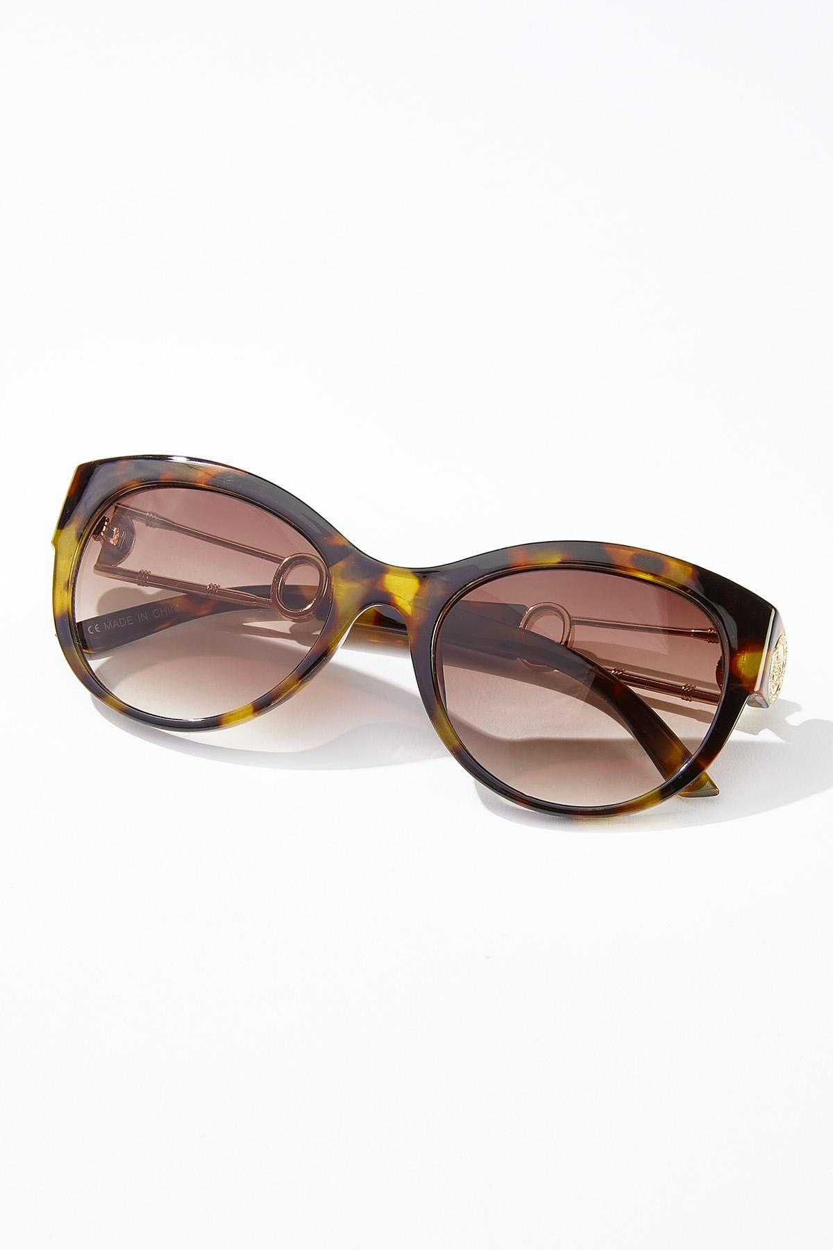 Safari Tortoise Sunglasses