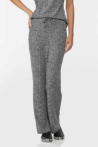 Ribbed Knit Pants