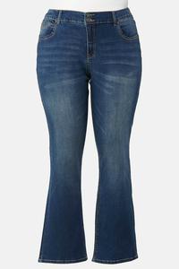 Plus Petite Slimming Bootcut Jeans