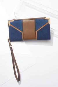 Patchwork Wallet
