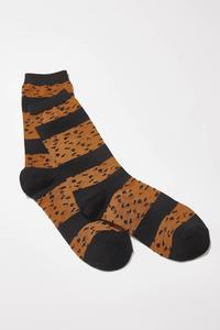 Animal Stripe Socks