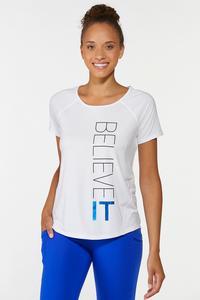 Believe It Tee
