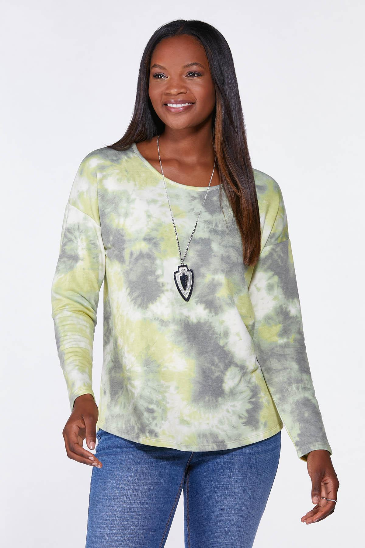 Limelight French Terry Top