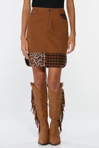 Mixed Signal Skirt