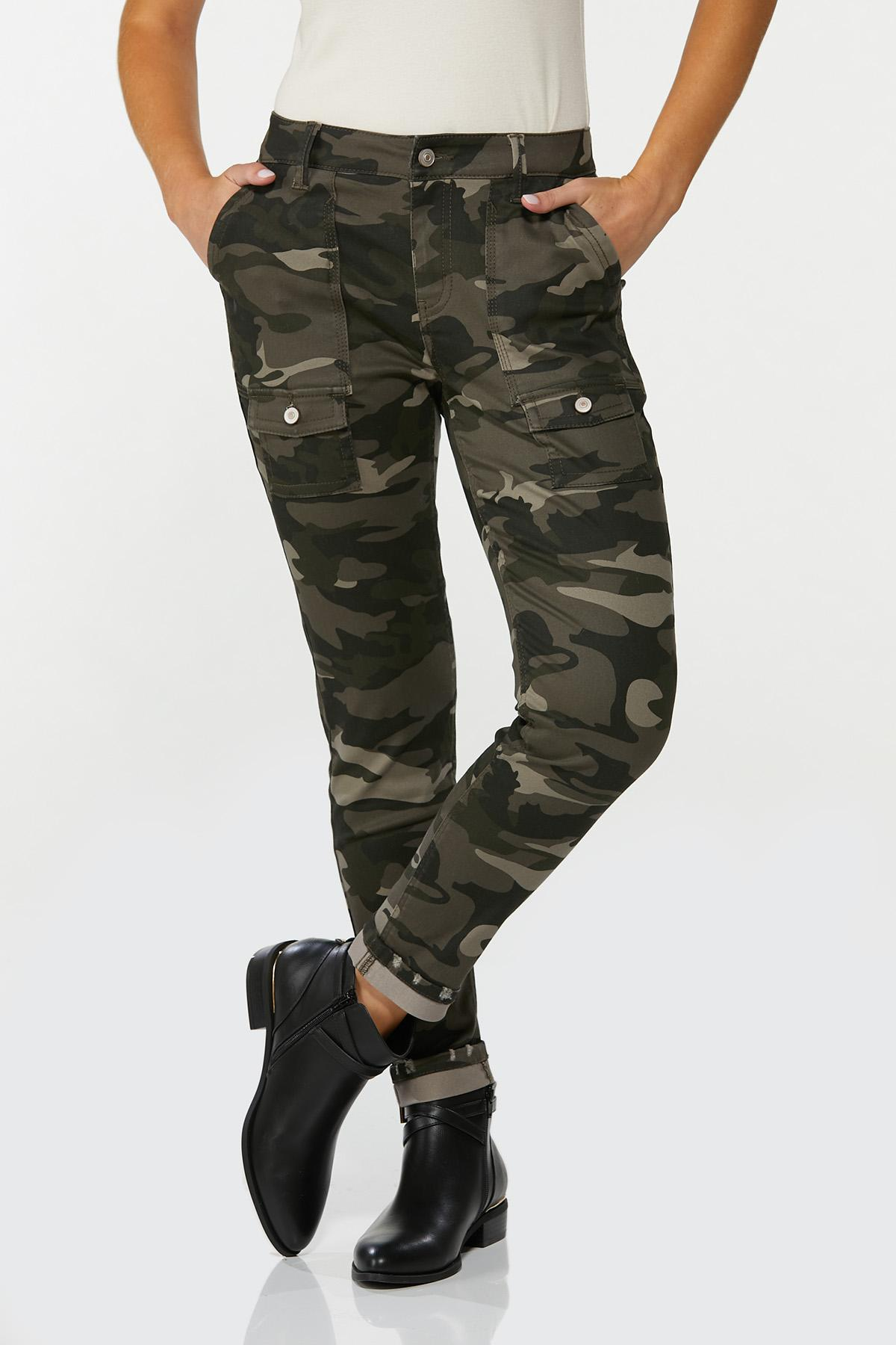 Camo Utility Pants