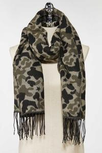 Camo Cold Weather Scarf