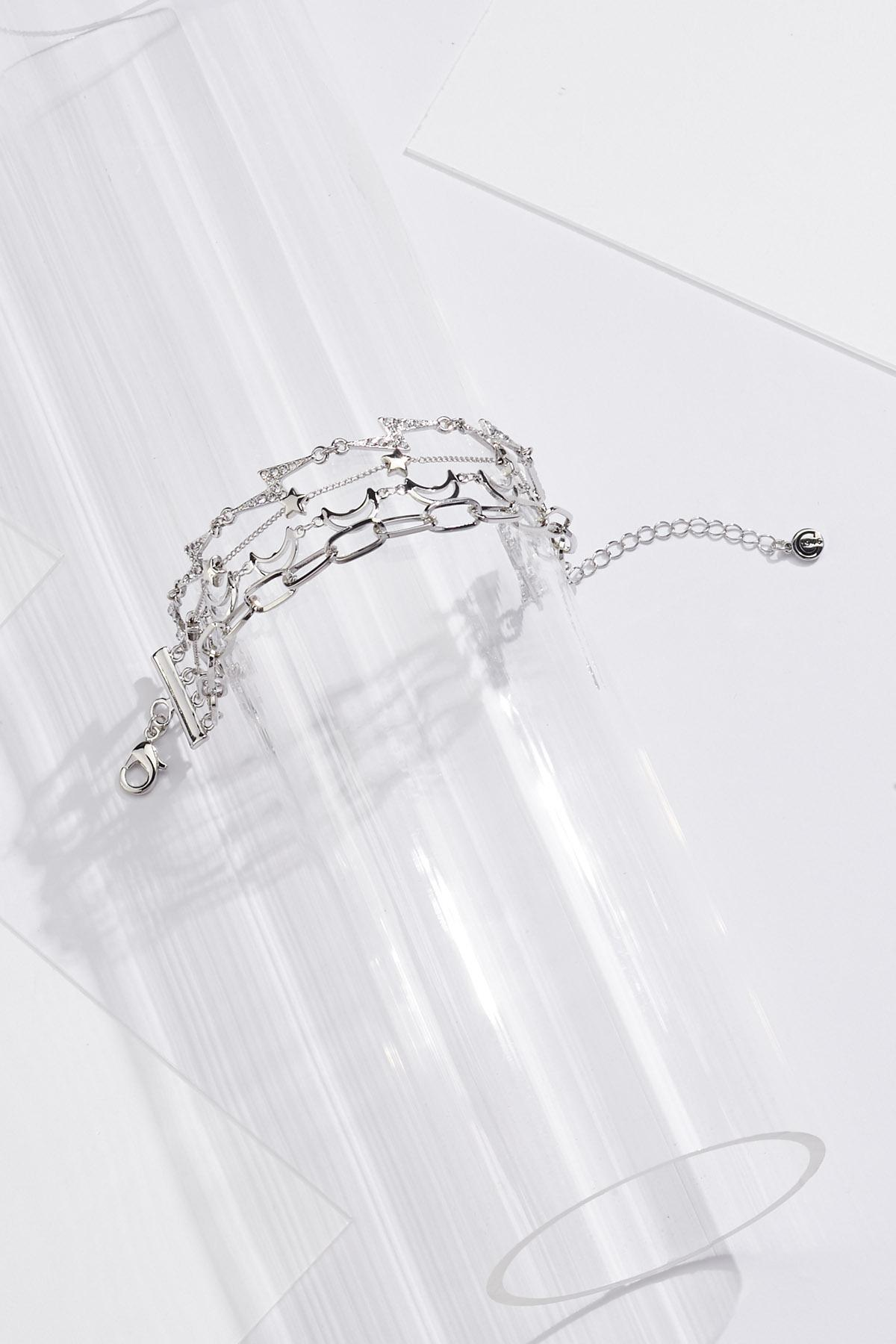 Celestial Metal Bracelet
