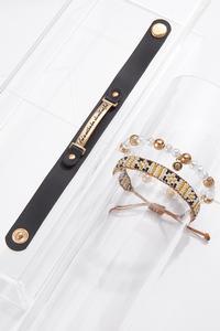 Inspirational Stacked Bracelet Set