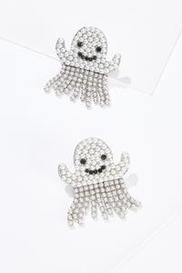 Pearl Ghost Earrings