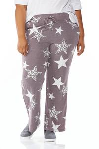 Plus Size Starry Eyed Lounge Pants