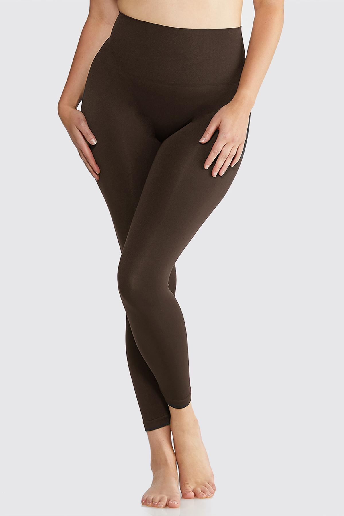 Plus Size The Perfect Brown Leggings