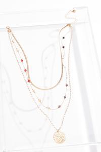 Delicate Multi Layer Necklace