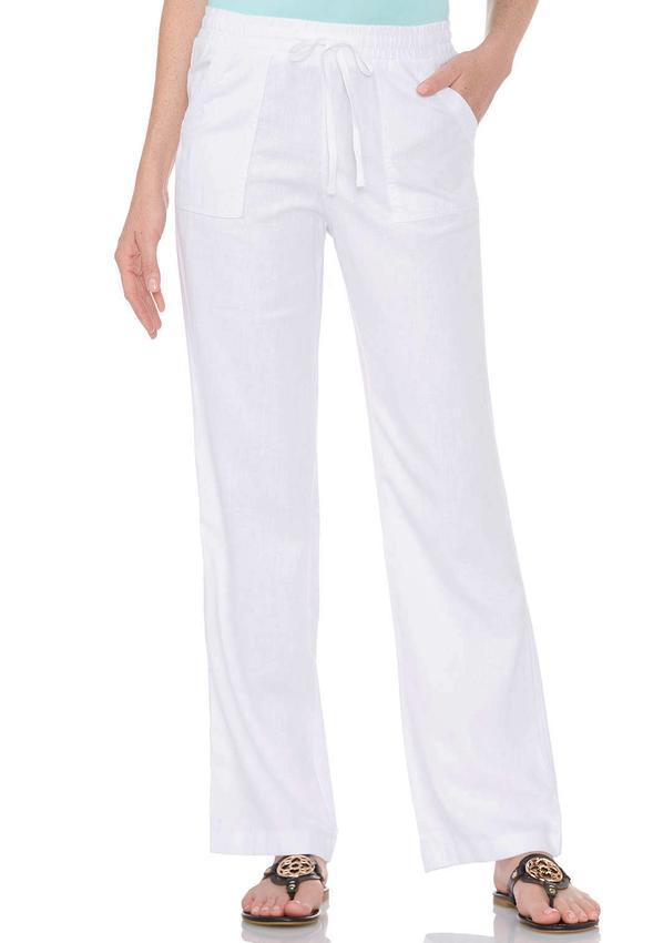 Drawstring Linen Pants Plus Size Drawstring Linen Pants Pants