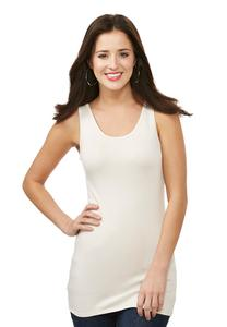Essential Tunic Tank Top-Plus