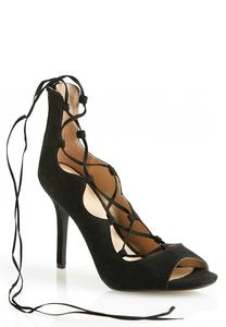 Ghillie Lace Up Heels