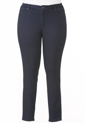 So Soft Stretch Super Skinny Jeans- Plus Ext