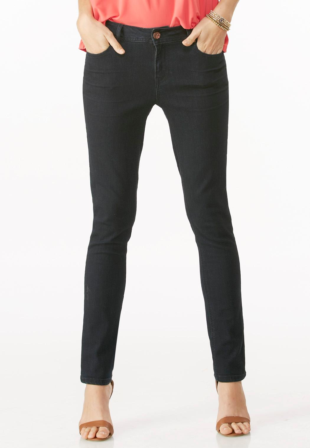 Contemporary Fit Skinny Jeans Denim Cato Fashions